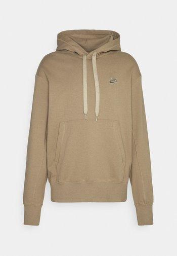 HOODIE CLASSIC - Sweatshirt - sandalwood