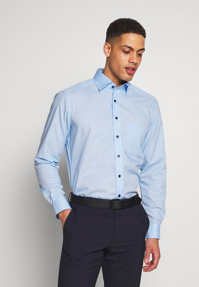 OLYMP LUXOR MODERN FIT - Formální košile - azur
