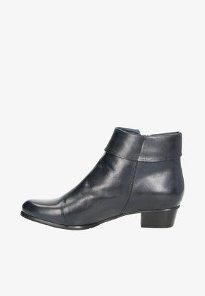 Korte laarzen - blauw