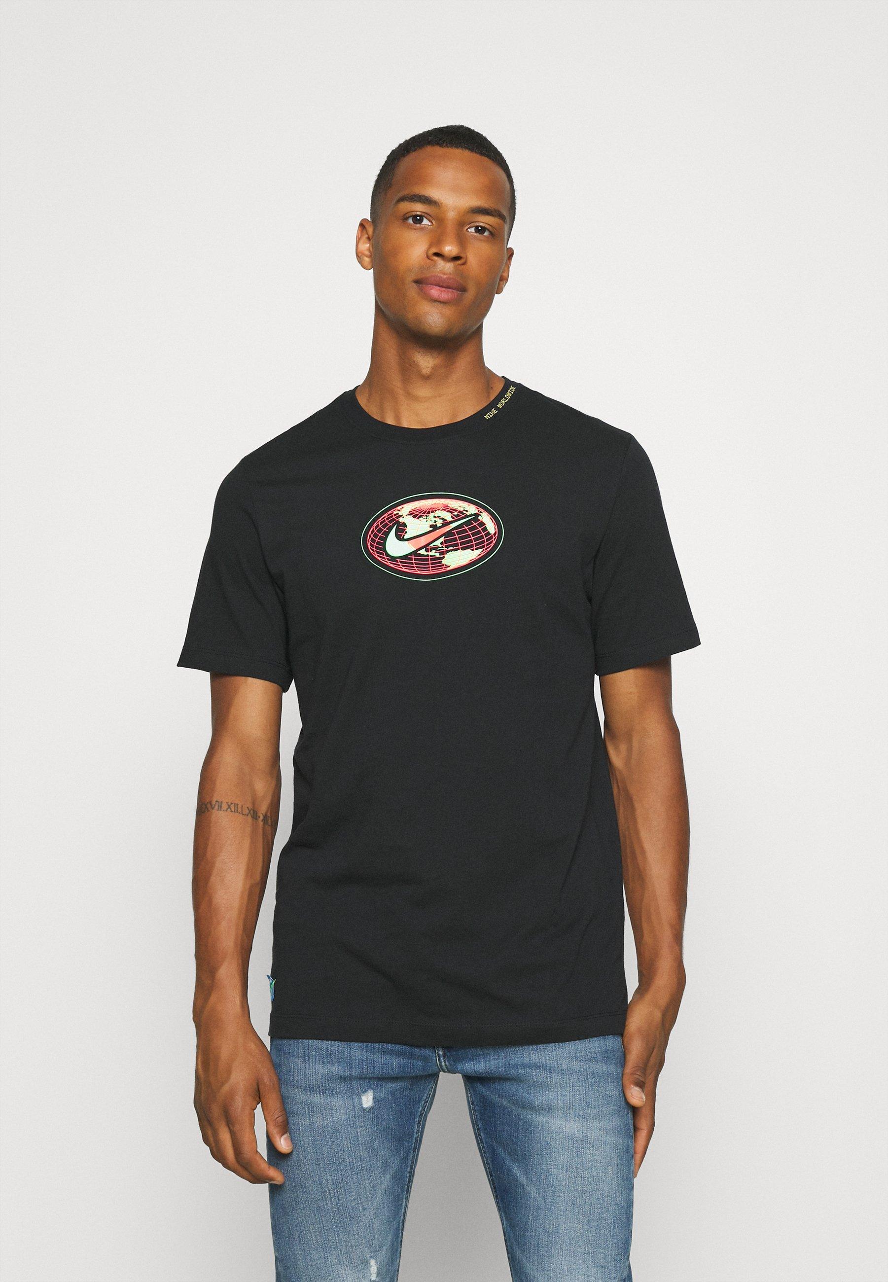 Men TEE WORLDWIDE GLOBE - Print T-shirt
