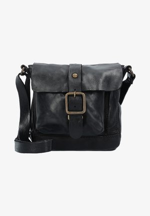 GAROFANO  - Across body bag - black