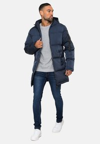 Threadbare - QUADRANT - Winter coat - blau - 1