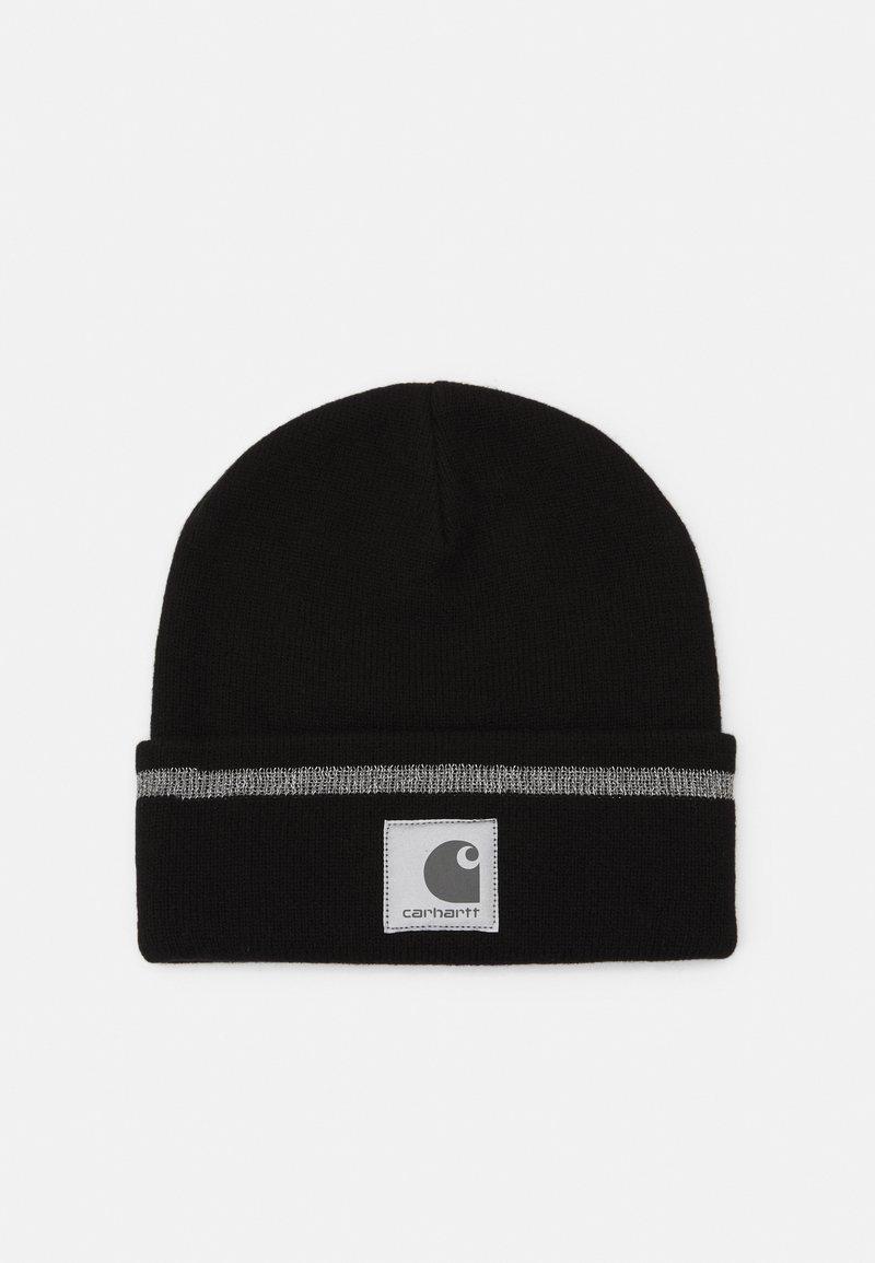 Carhartt WIP - FLECT BEANIE - Beanie - black/grey