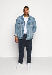 Jack´s Sportswear - CLUB PANTS ELASTIC WAIST - Tracksuit bottoms - blue - 1