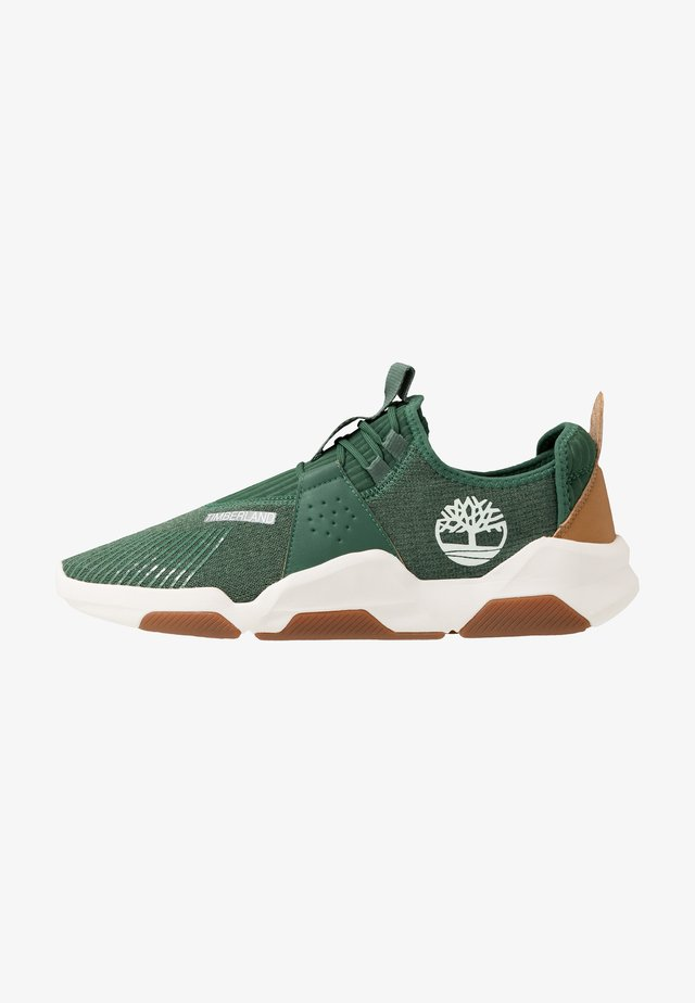 EARTH RALLY - Sneakersy niskie - dark green