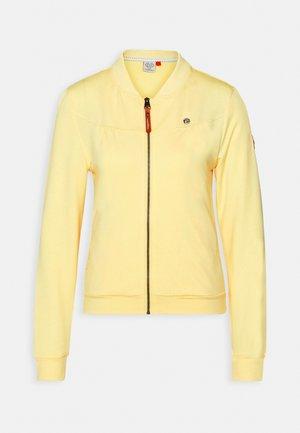 KENIA - Hettejakke - yellow