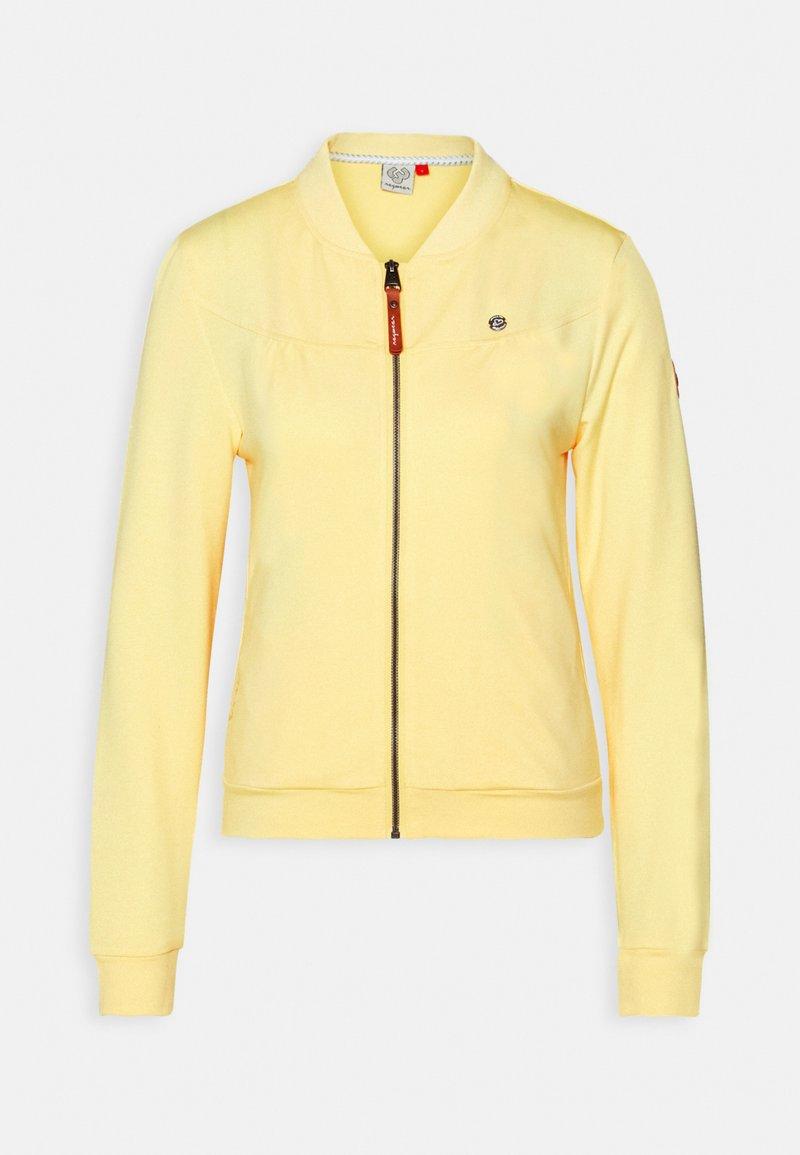 Ragwear - KENIA - Hettejakke - yellow