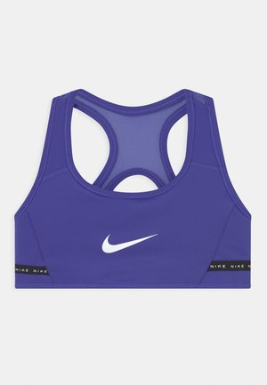 Sports bra - lapis/black/white