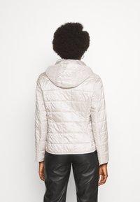 Max Mara Leisure - PITTORE - Winter jacket - platino - 2