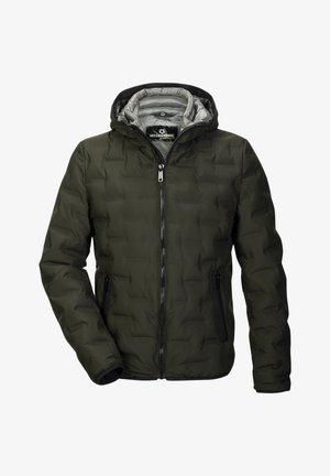 SPORTSWEAR/ ORION - Winter jacket - dunkeloliv