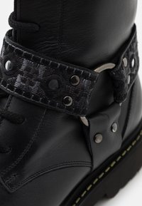 Pinko - MARTINE BOOT - Lace-up ankle boots - nero limousine - 6