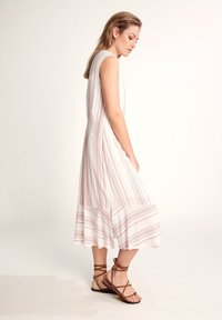 comma casual identity - GESTREIFTES - Day dress - white printed stripes - 2