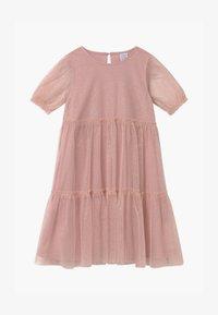 Lindex - MINI  - Vestido de cóctel - dusty pink - 0