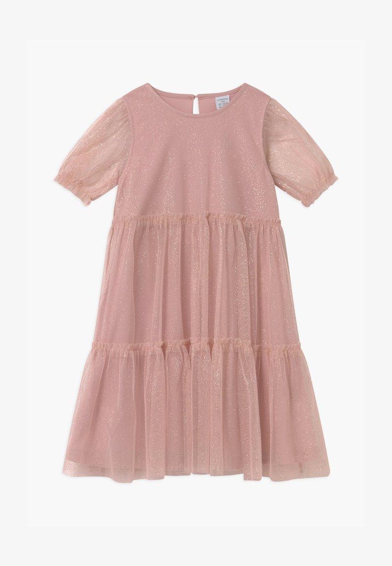 Lindex - MINI  - Vestido de cóctel - dusty pink