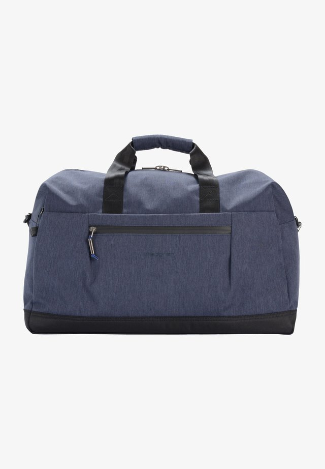 Weekend bag - dark blue