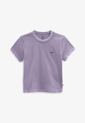 WM VISTAVIEW - Basic T-shirt - chalk violet