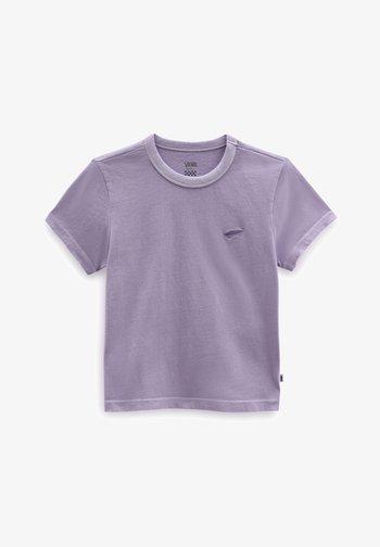 VISTAVIEW - Basic T-shirt - chalk violet