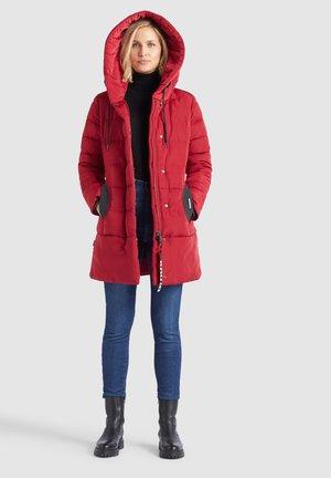 SHERMA2 - Winter coat - rot