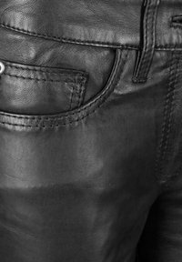 JCC - Leather trousers - black - 3