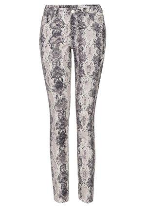 GEWEVEN ELISE  - Trousers - m.light grey
