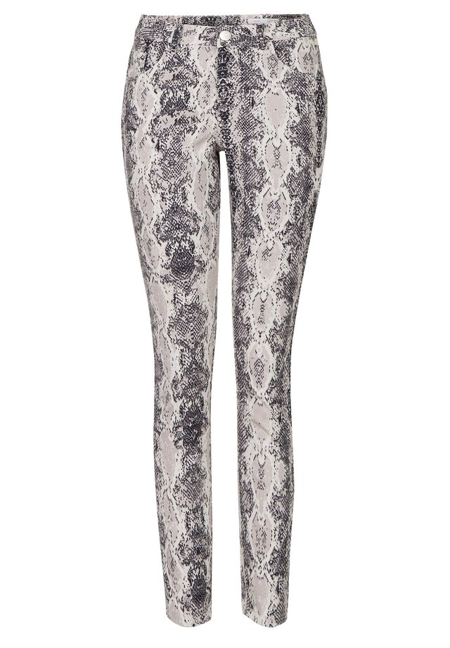 GEWEVEN ELISE  - Broek - m.light grey