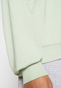 Monki - Sweatshirts - light green - 5
