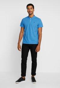 TOM TAILOR - BASIC - Poloshirts - rainy sky blue - 1