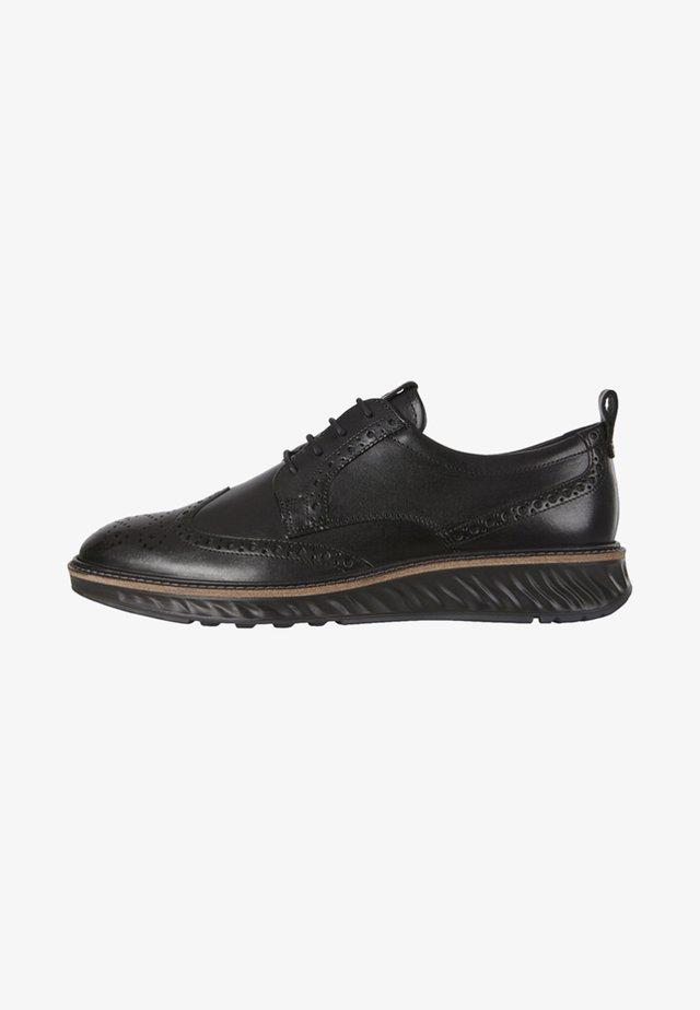 ST.1 HYBRID  - Chaussures à lacets - black