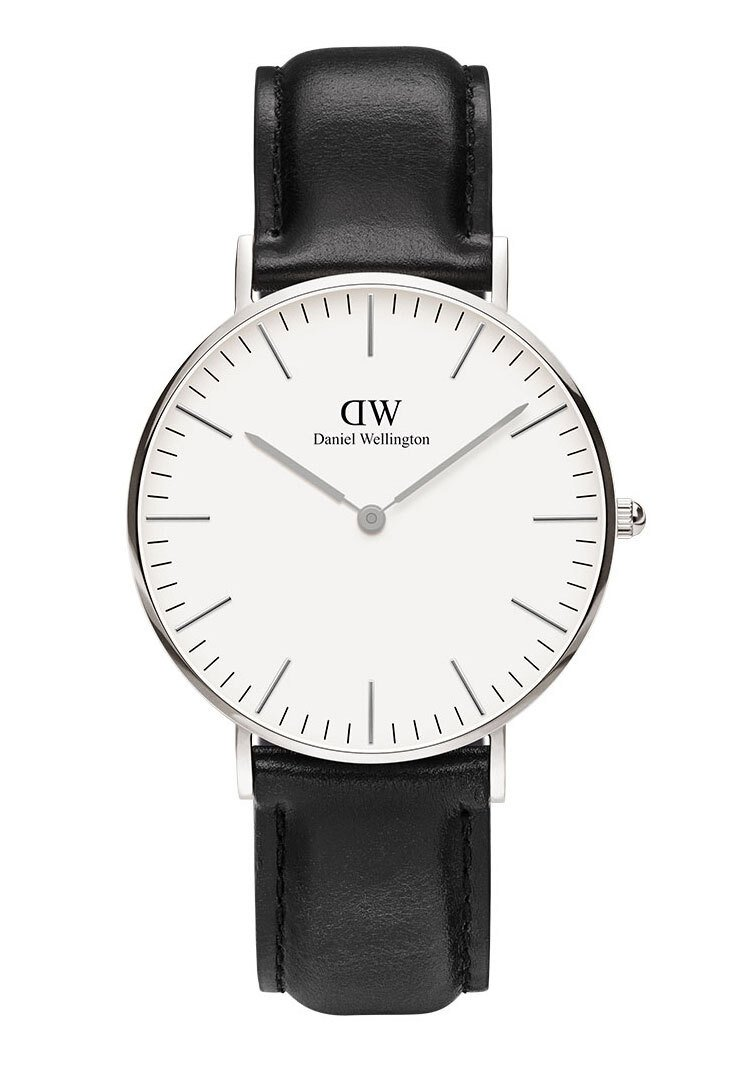 Daniel Wellington - CLASSIC SHEFFIELD 36M - Watch - black
