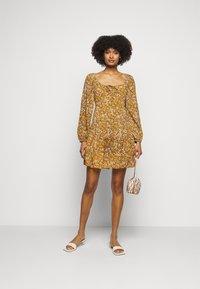 Faithfull the brand - INDIRA DRESS - Denní šaty - la medina - 1