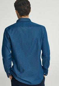 Massimo Dutti - Shirt - dark blue - 1