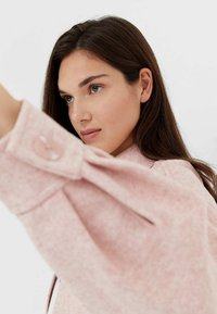 Stradivarius - Summer jacket - pink - 3