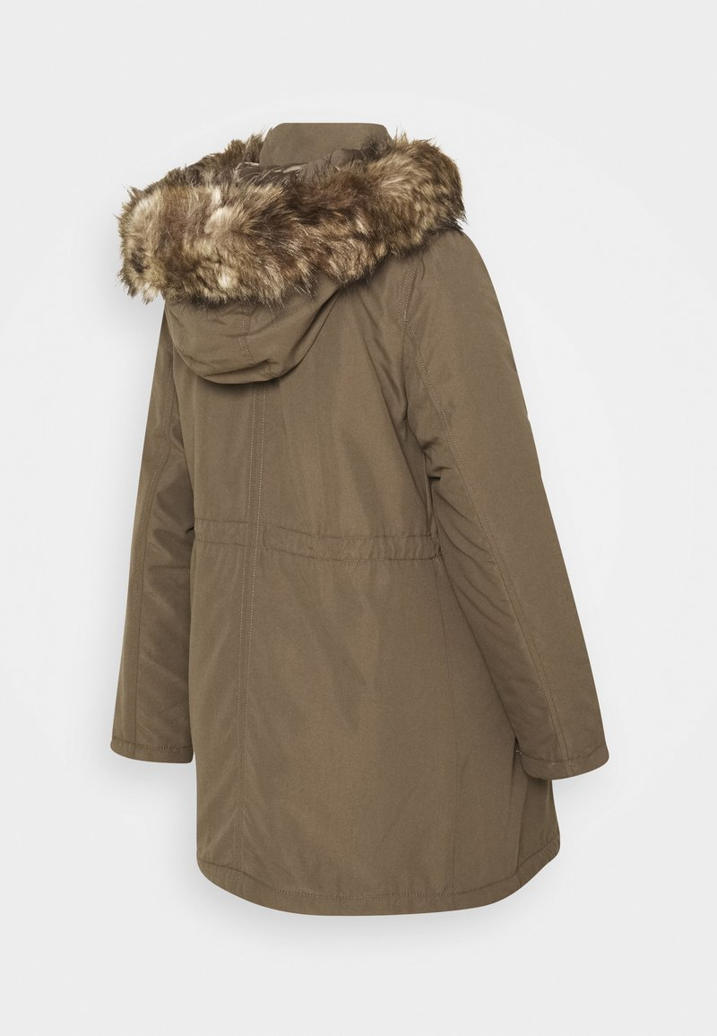 New Look Maternity - Parka - dark khaki