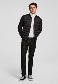 KARL LAGERFELD - Winter jacket - black - 1