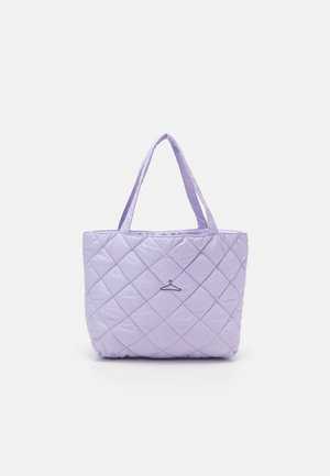 HANGER TOTE SMALL UNISEX - Sac à main - lilac