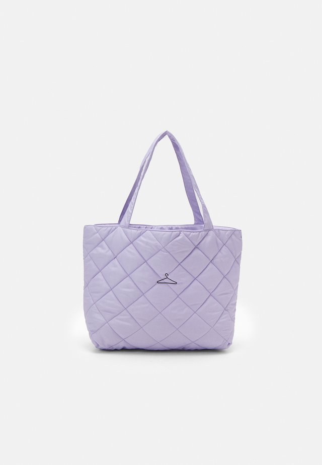 HANGER TOTE SMALL UNISEX - Handtasche - lilac