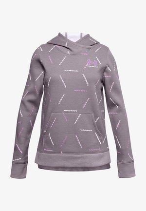 Hoodie - slate purple