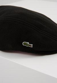 Lacoste - Čepice - black - 5