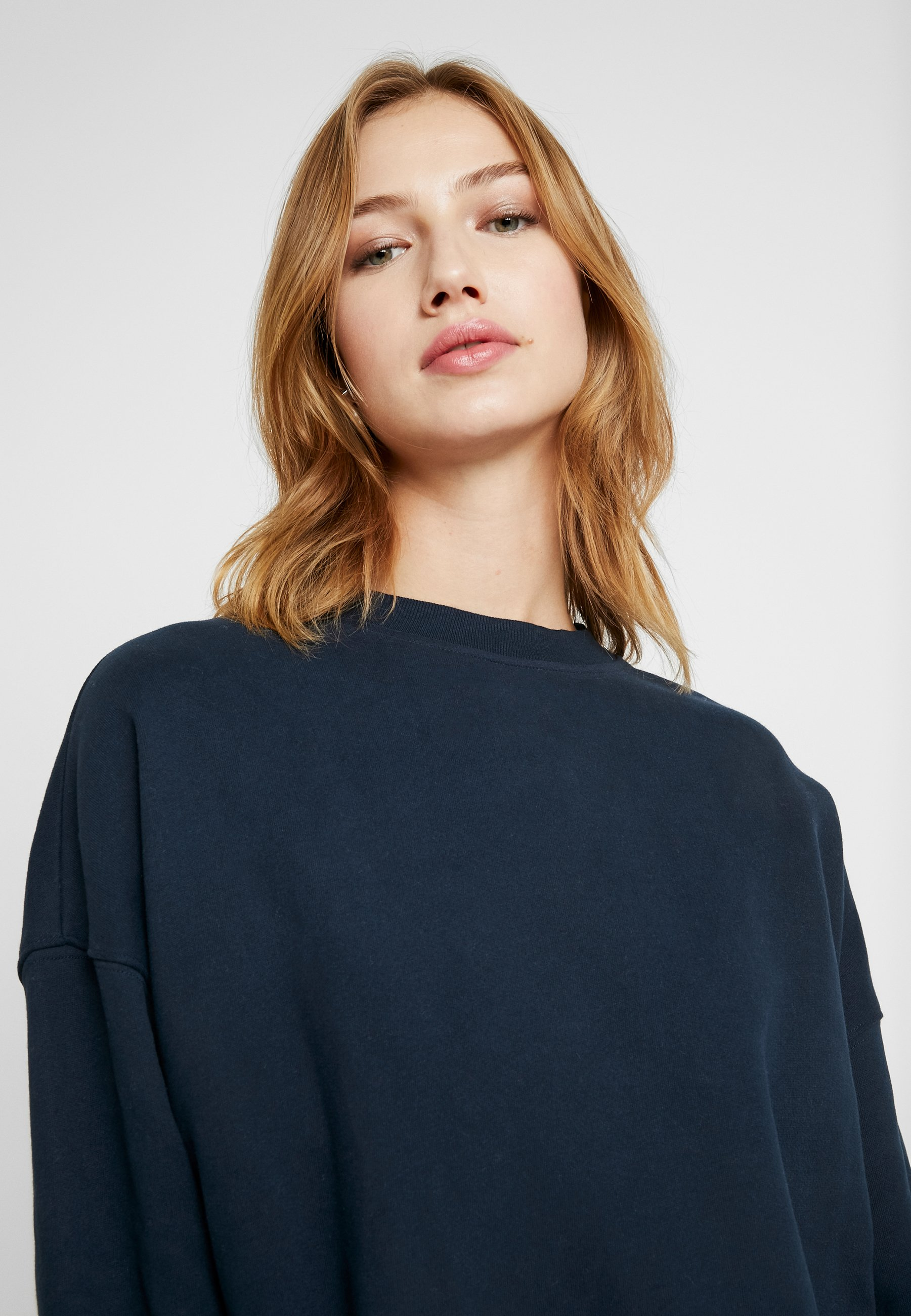 Monki BEATA - Sweatshirt - navy