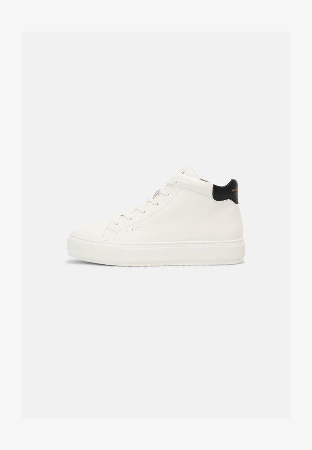 LANEY MID-CUT - Sneakers hoog - white