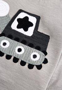 Next - CROCHET DIGGER - Long sleeved top - grey - 2