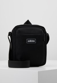 adidas Performance - Torba na ramię - black/white - 0