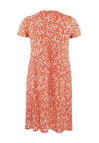 Live Unlimited London - Jersey dress - red - 2