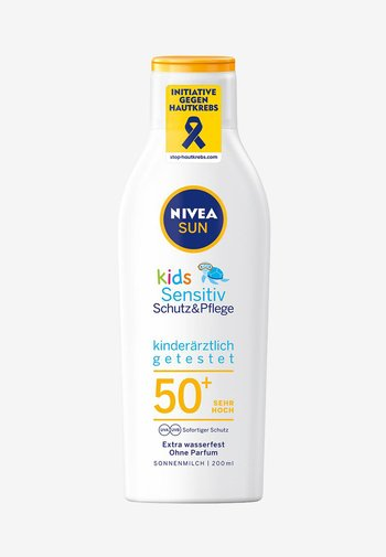 SUN KIDS SENSITIV LOTION SPF50+ - Sun protection - -