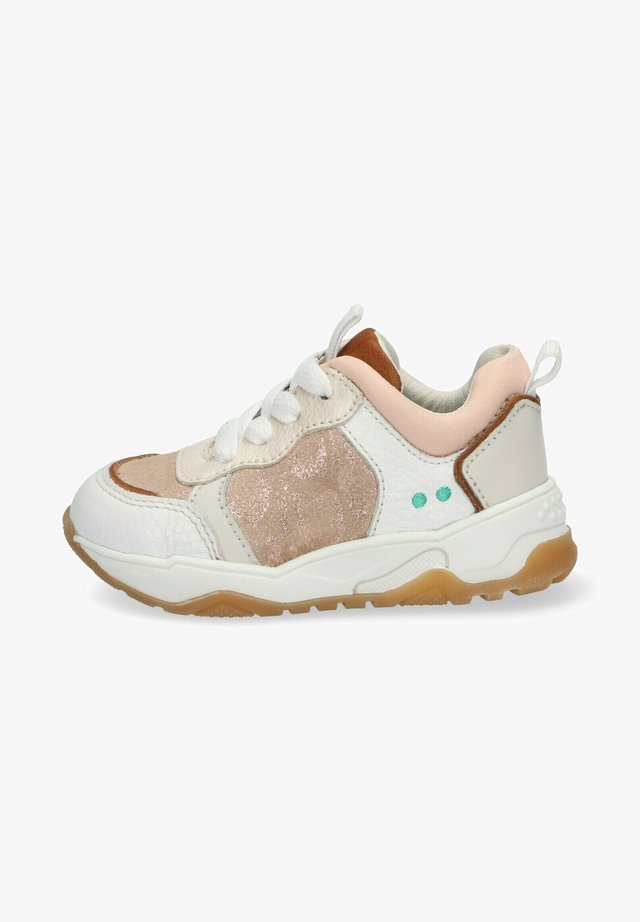 CHARLY CHUNKY - Sneakers laag - rosé
