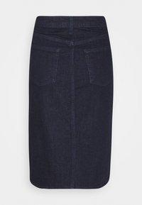 Samsøe Samsøe - BUIBUI SKIRT - Pencil skirt - indigo - 1