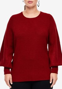 Triangle - Jumper - red - 3