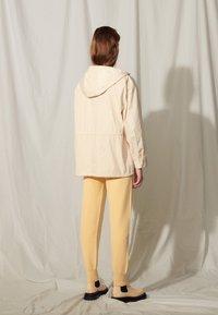sandro - Summer jacket - beige - 2