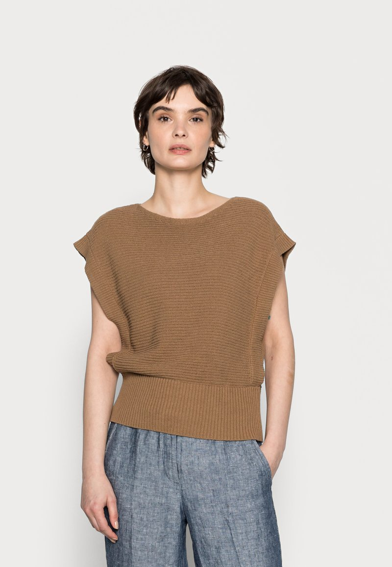 Opus - PAXO - Pullover - maple