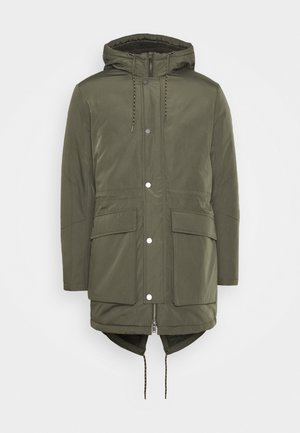 SLHLEO  - Parka - olive night